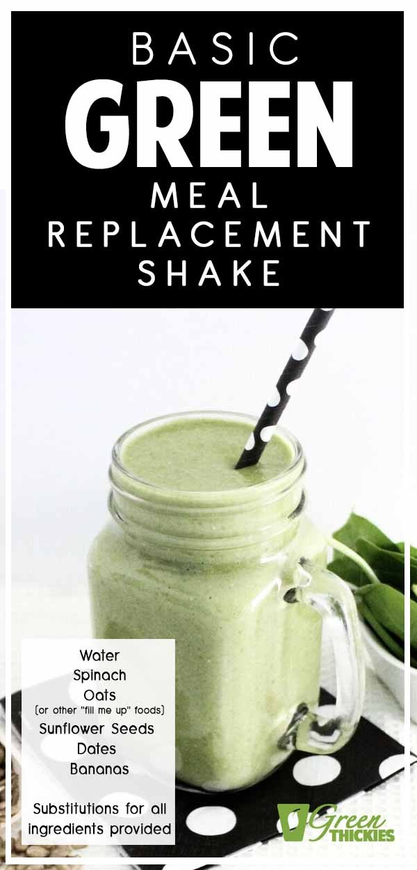 Use this basic Green Thickie Recipe as your starting point to create your own fabulous smoothies.These are the green smoothies you can make a meal of!#greenthickies #smoothies #greensmoothies #greensmoothie #mealreplacment #completemeal #dietplan #diet #healthy #delicious #filler #filling #fillingsmoothie