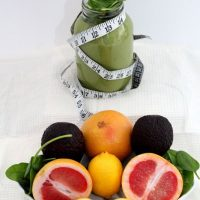 Creamy Citrus Fat Burner Smoothie