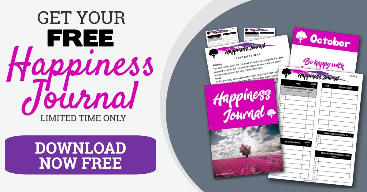 FREE Happiness Journal