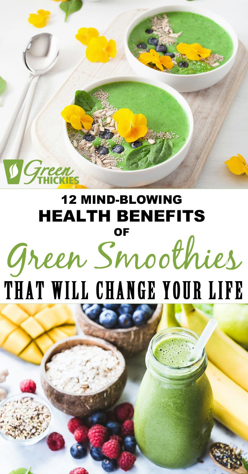Green smoothies have changed my life. 7 years on and I'm still drinking 1-2 complete meal green smoothies per day.  The benefits of green smoothies can't be brushed under the carpet anymore.  It's time for the world to wake up and take notice. Are you ready to change your life?  #greenthickies #greensmoothies #weightloss #musclegain #energysmoothie #immunitysmoothie #digestionsmoothie #healthyliving #healthygreens #detox #weightloss#mealreplacementdrink #spinach #kale #smoothies
