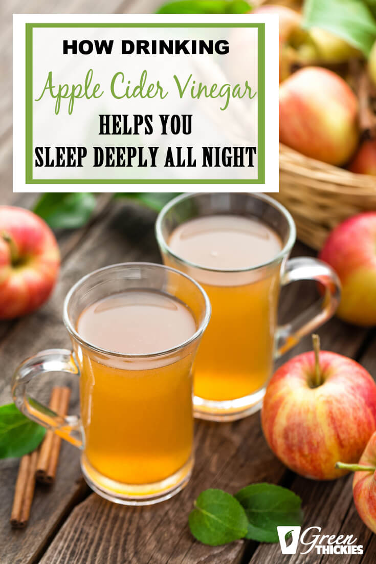 I've had insomnia my whole life and thought I'd tried everything to actually feel tired enough to sleep at bed time.  But I hadn't tried apple cider vinegar!I was absolutely blown away by the results.Click the link to find out what happened.#greenthickies #applecidervinegar  #vinegar #applecidervinegarbenefits #applecidervinegardrink #sleephacks #sleepremedies #sleepsolutions #insomnia #sleeptips