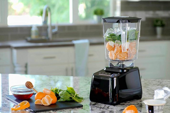 The Only Guide To Protein Shakes You'll Ever Need;  Blendtec Designer Series Blender with Wildside+ Jar