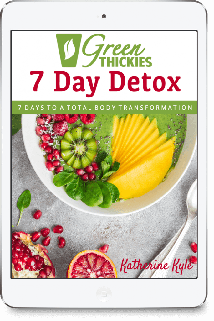 The Only Guide To Protein Shakes You'll Ever Need; Green Thickies 7 Day Detox
