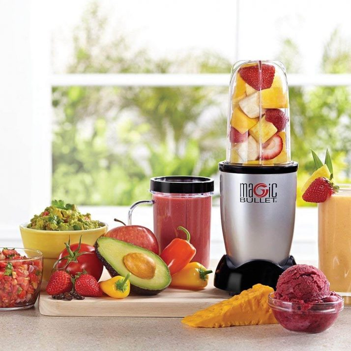 The Ultimate Smoothie Blender Guide; Magic Bullet Blender