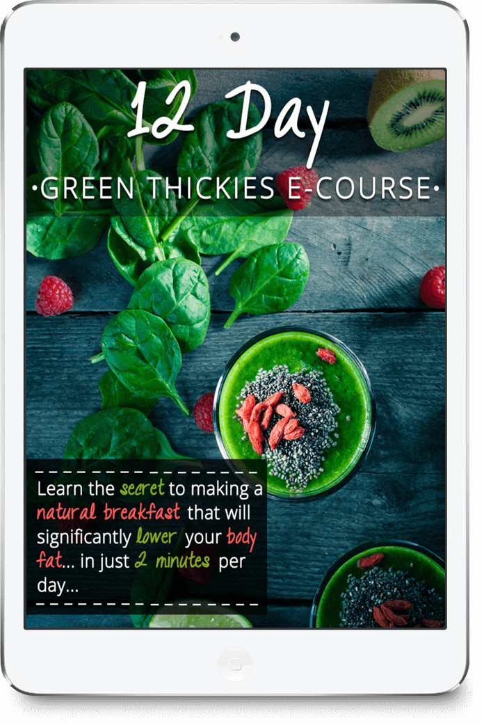Going Vegan?; Free 12 Day Green Smoothie e-course