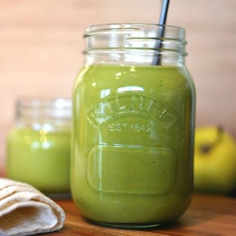 Basic Green Thickie Recipe