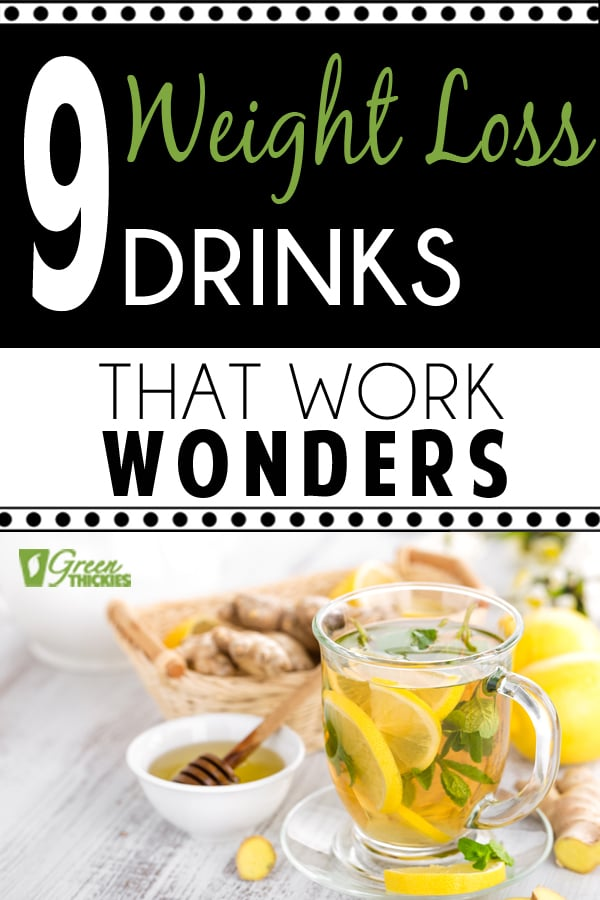 These weight loss drinks will work wonders for helping you reach your goal weight.Through constant research and application, I came up with a list of weight loss drinks that can aid in better and effective dieting.Today, I'll show you how these beverages work to help you shed off excess weight you've been lugging around.Click the link to see the full post.#greenthickies #weightloss #weightlossdrinks
