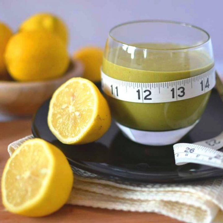 Creamy Citrus Fat Burner Smoothie