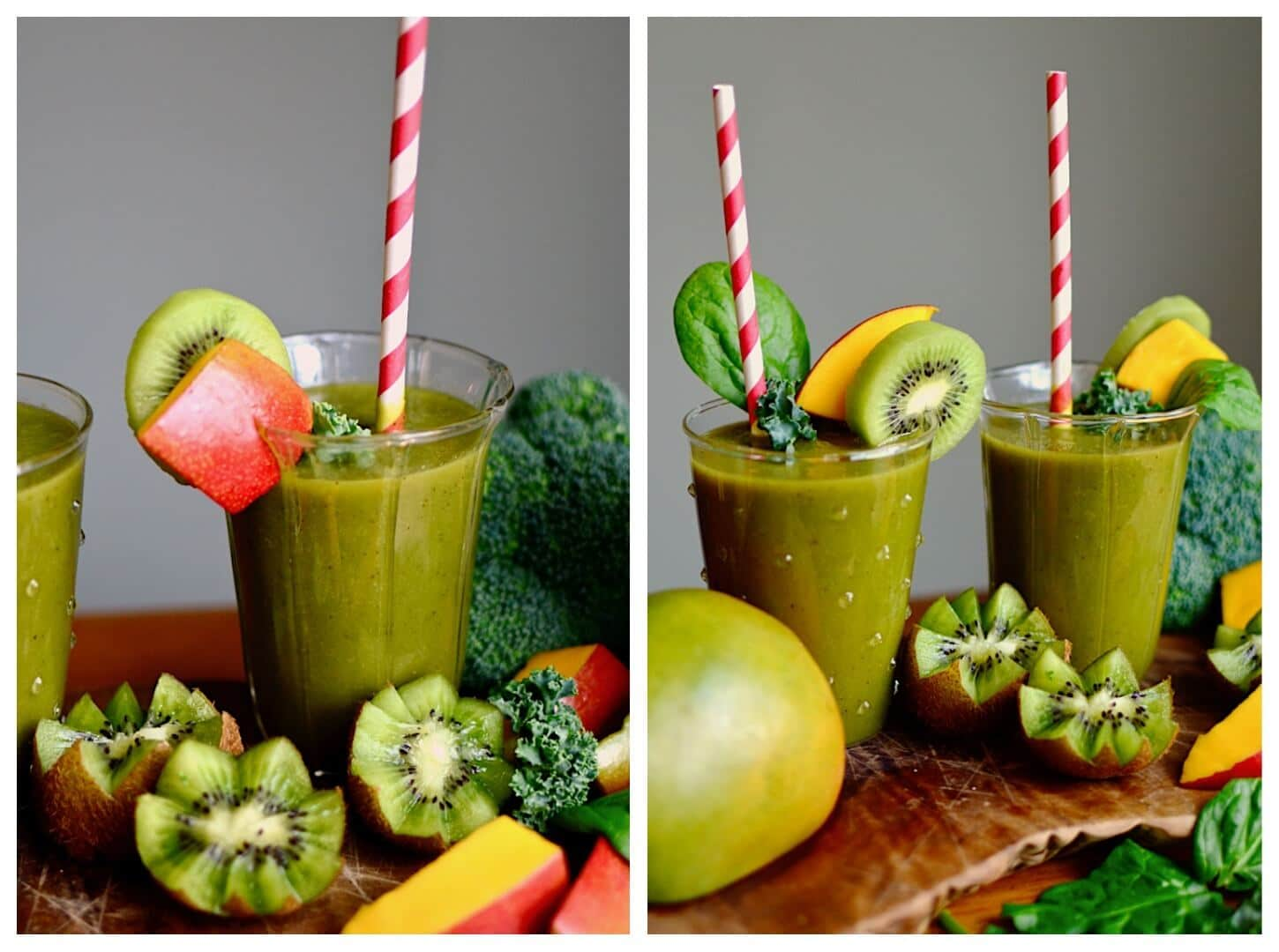 33 HEALTHY Green Drinks For St Patrick's Day Naked Juice Green Machine Copycat Recipe