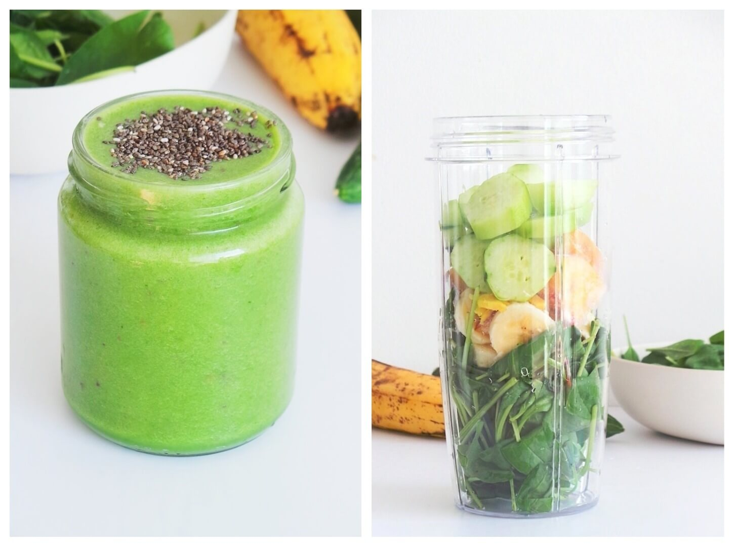 33 HEALTHY Green Drinks For St Patrick's Day The Best Green Smoothie Recipe