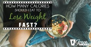How Many Calories Should I Eat To Lose Weight FAST?