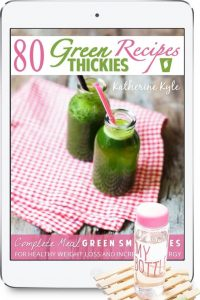 11 Warm Smoothies For Winter: Cold-Weather Breakfasts 80 Green Smoothie Recipe Book with FREE smoothie bottle