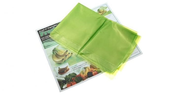 Fruit and Vegetable Reusable Life Extender Fresh Bags