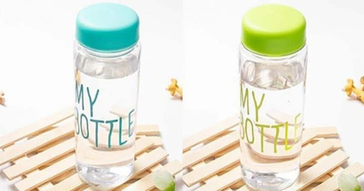 Green Thickies Wide Mouthed Smoothie Bottle (Get this FREE)
