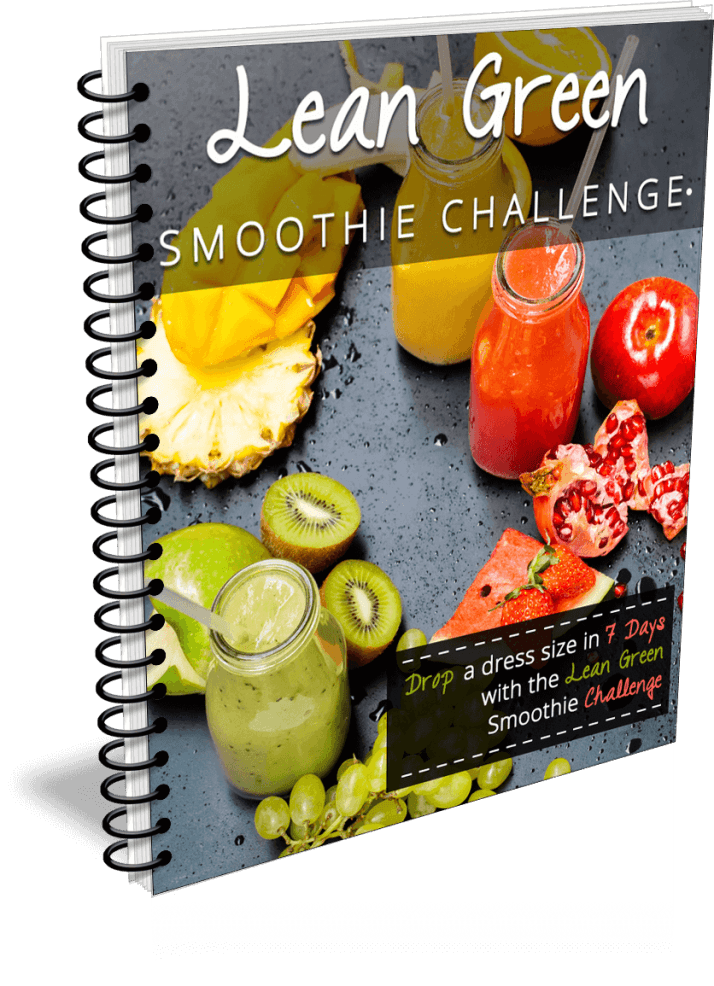 The Ultimate Smoothie Blender Guide; Free Lean Green Smoothie Challenge