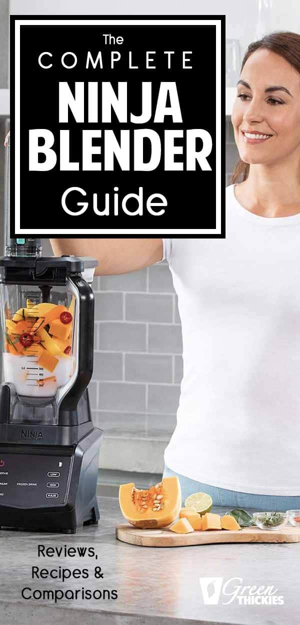 This is the only Ninja Blender Guide you will need. After you read my honest reviews and comparisons, you'll know exactly which Ninja Blender to buy to suit your preferences and budget.Click the link to read more...#greenthickies #blender #ninjablender #ninja #blenderreview #ninjablenderreview