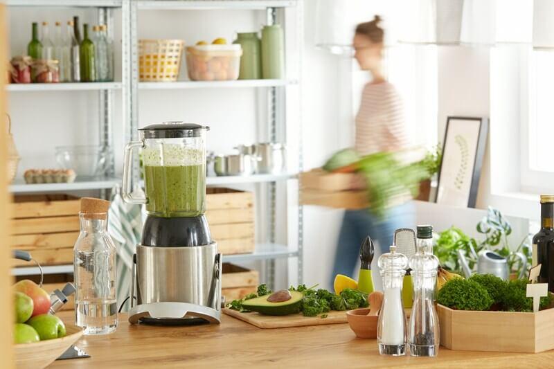 Complete Ninja Blender Guide: Vegan eco kitchen blender smoothie