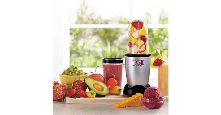 The Essential Guide To Meal Replacement Shakes; Magic Bullet Personal Blender