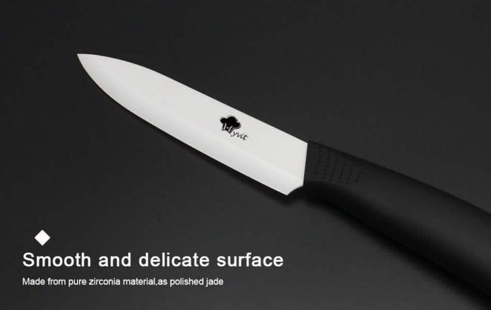 The Ultimate Smoothie Blender Guide; High Quality Ceramic Zirconium Kitchen Paring Knife