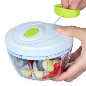 Going Vegan?: Manual Mini Food Processor