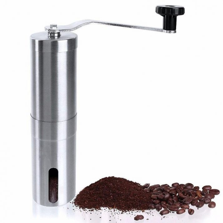 The Ultimate Smoothie Blender Guide; Manual Stainless Steel Coffee Grinder