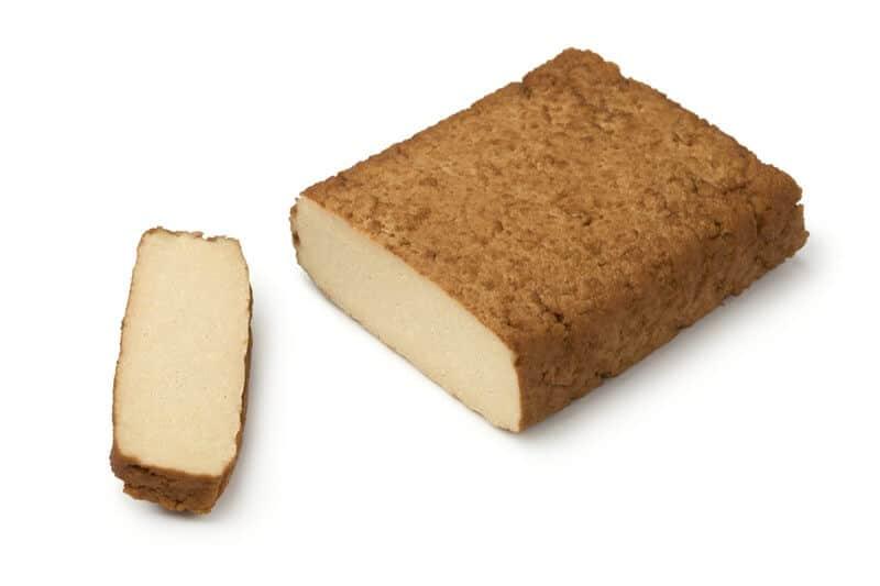 Going Vegan?; smoked tofu