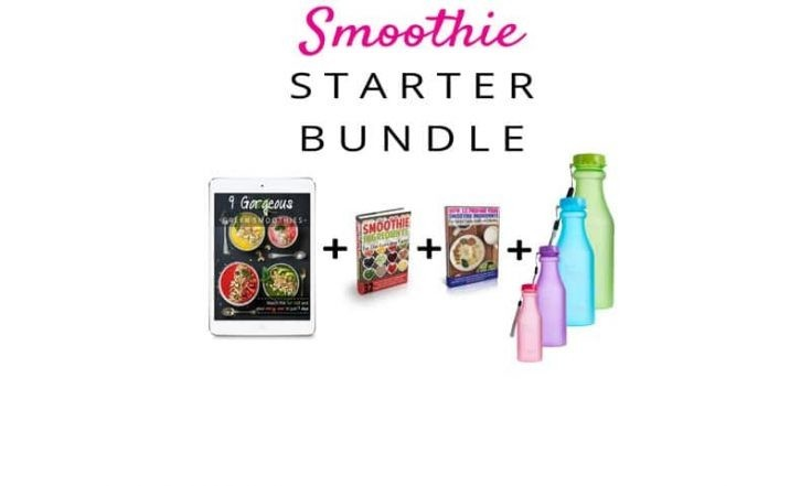 Free Smoothie Starter Bundle