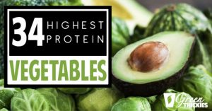 34 High Protein Vegetables You Probably Already Eat