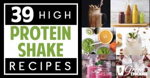 39 High Protein Shake Recipes