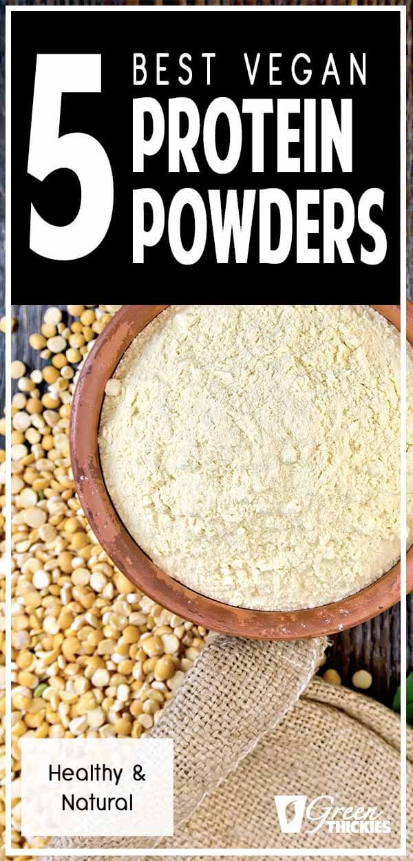 Today I'm sharing the best vegan protein powders on the market this year.These plant based protein powders are the healthiest and most natural sources of protein you can find.Click the link to read the full article:#greenthickies #proteinpowder #veganproteinpowder #plantbasedproteinpowder #veganprotein #protein #plantbasedprotein