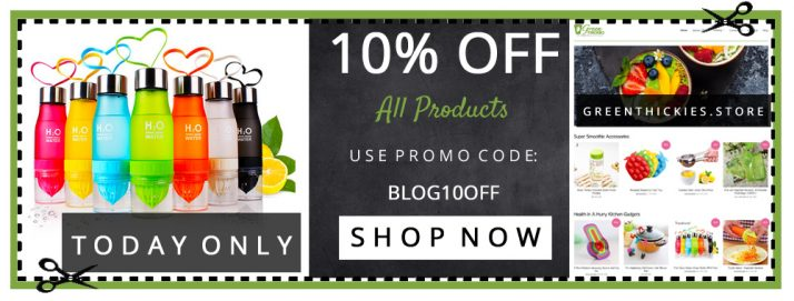 Green Thickies Store Coupon Discount Code
