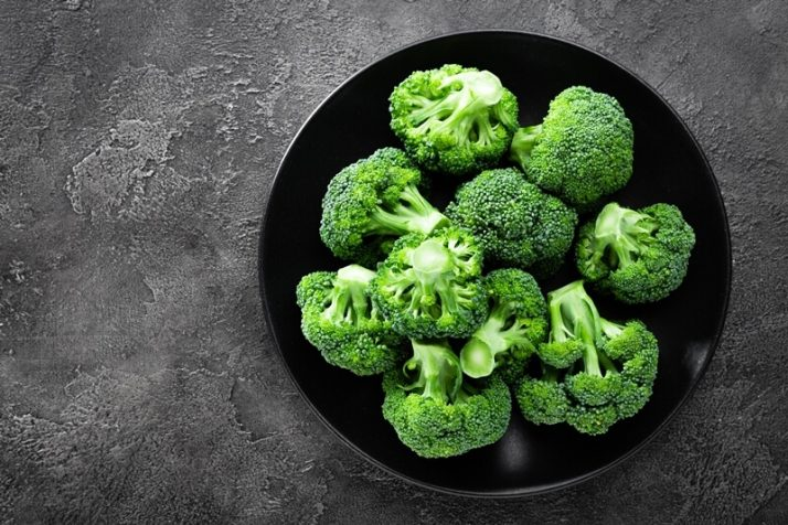19 Best Plant Based Protein Sources: Complete Whole Foods; Fresh broccoli on plate