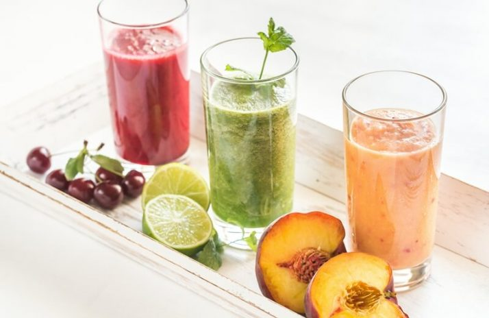 How To Store Smoothies 11 Ways (Fridge, Freezer, How Long); Fruit and vegetable smoothies, lime, apricot