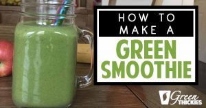 How To Make A Green Smoothie: 5 Expert Hacks Revealed