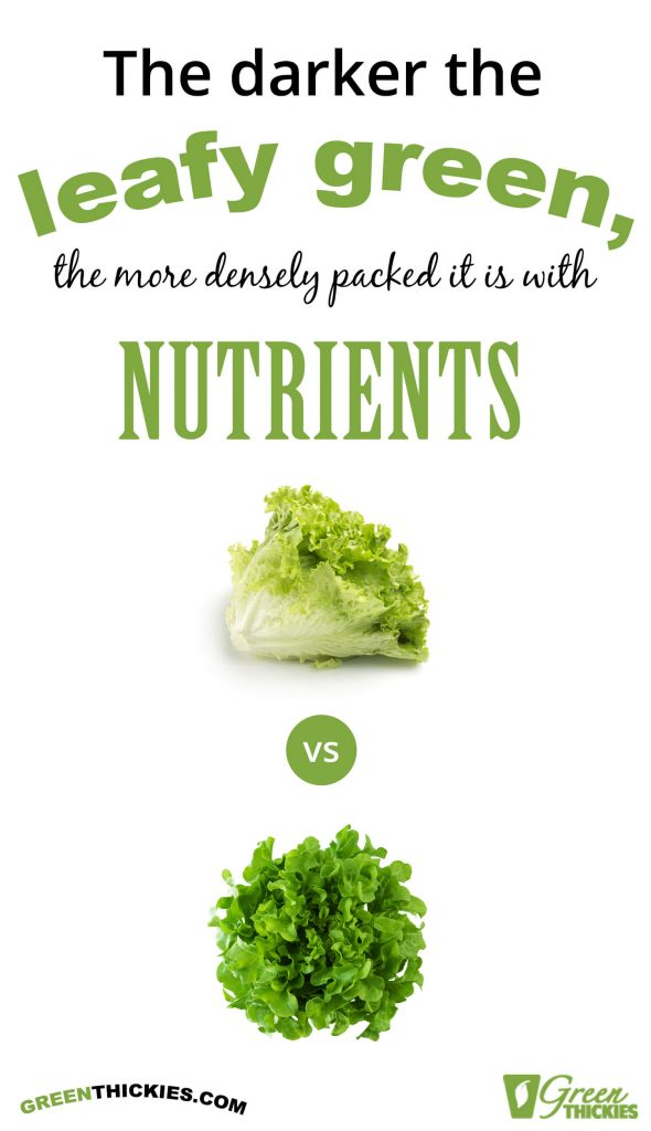 Kale Vs Spinach: We Compare Taste, Health, Protein, Nutrients; The darker the leafy green the more nutrients