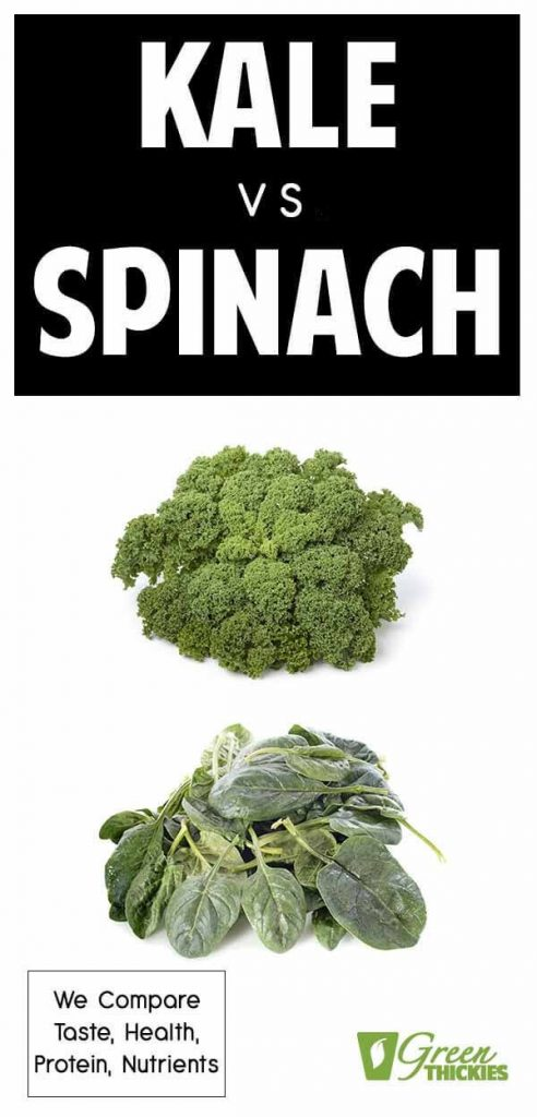 Kale Vs Spinach: We Compare Taste, Health, Protein, Nutrients