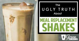 The Ugly TRUTH About Meal Replacement Shakes