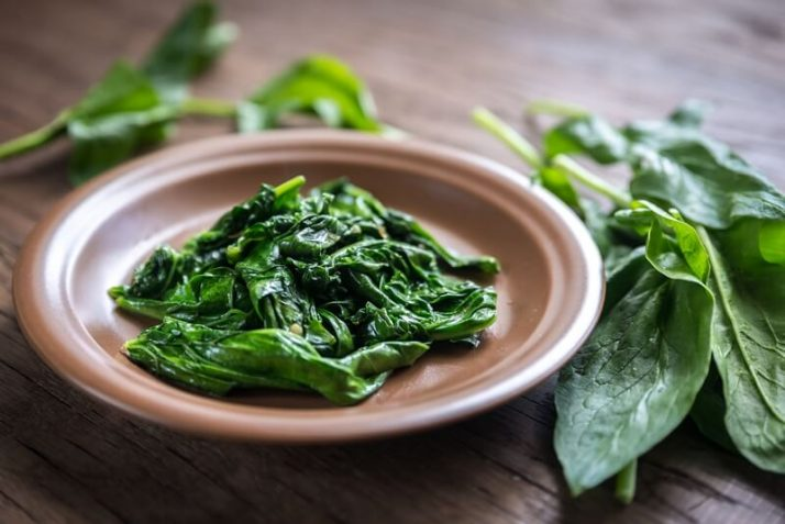 How To Use Spinach In A Smoothie: All Your Questions Answered; Cooked spinach