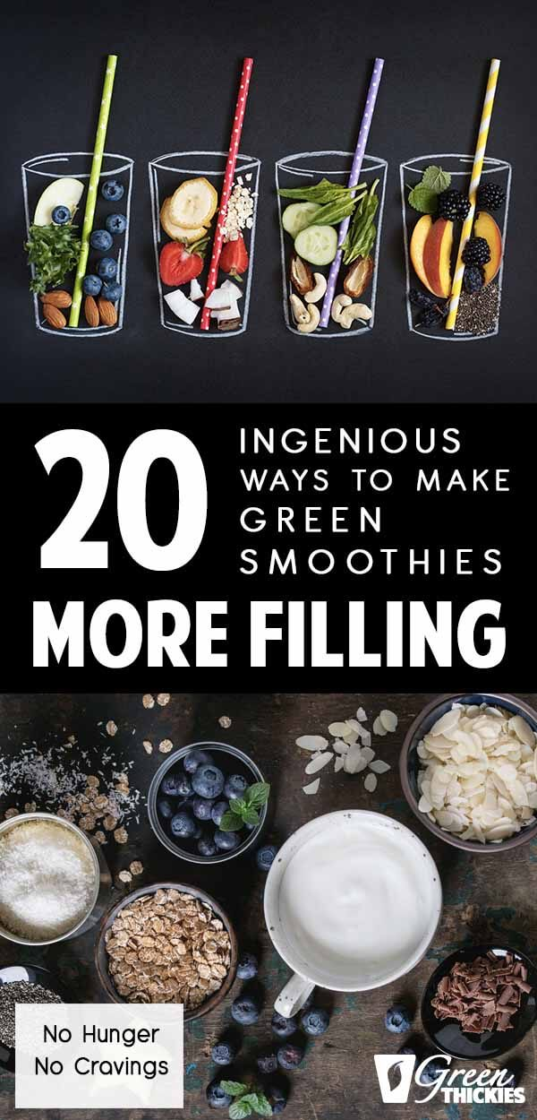 If you try to replace a meal with a typical green smoothie which might contain about 100-200 calories, you are going to find yourself hungry within about an hour or two.Today I'm going to show you exactly how to make green smoothies more filling by adding extra healthy filling ingredients to them.Click the link to read the full blog post:#greenthickies #greensmoothies #fillinggreensmoothies #fillingsmoothies #mealreplacementsmoothies