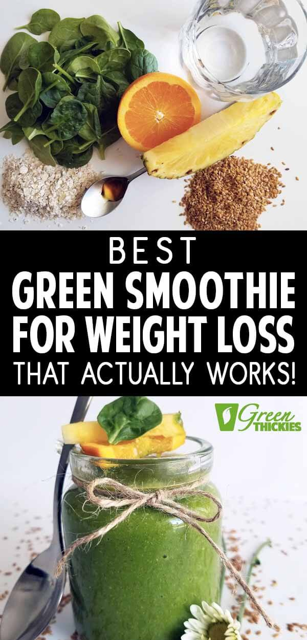 This is the best green smoothie for weight loss because it actually works.  I lost 56 pounds in a few months by drinking this healthy recipe for breakfast and lunch. It also tastes delicious. Great for an easy detox, cleanse and increased energy.  Contains natural protein.Click the link to find out why it works so well...#greenthickies #greensmoothie #smoothie #recipe #smoothierecipe #weightlossshake #mealreplacementshake #vegan #glutenfree