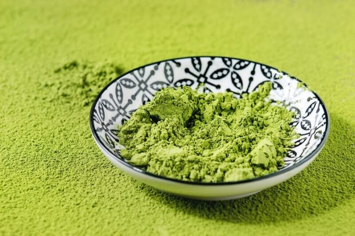 Spinach Powder Vs Fresh Spinach: Includes Weight Loss Recipe; Green tea matcha powder