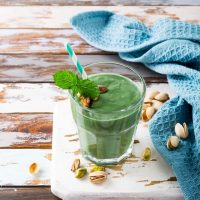 "Miranda Kerr's ""Green Power Smoothie"" Recipe"