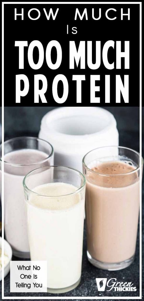 How Much Is Too Much Protein? What No One Is Telling You
