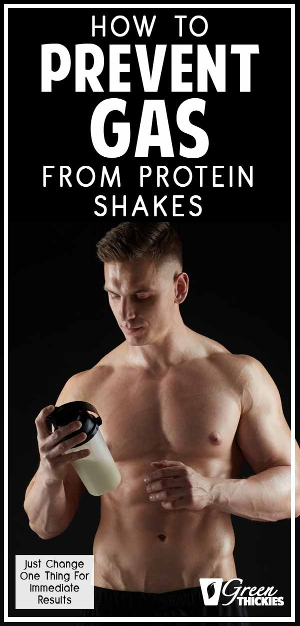 A lot of people ask how to prevent gas from protein shakes. There is actually a very simple solution that will reduce or completely eliminate embarrassing gas.Click the link to read more...#greenthickies #proteinshakes #preventgas #digestiveproblems #digestivehealth #improveddigestion #smoothies #proteinsmoothies