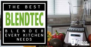 The Best Blendtec Blender Every Kitchen Needs