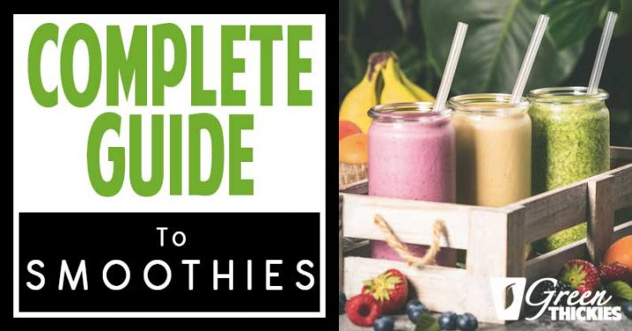 Complete Guide To Smoothies: 200+ Recipes, Diets, Tutorials & Videos