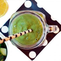 Green Smoothie Detox Recipe For A Healthy Lean Body