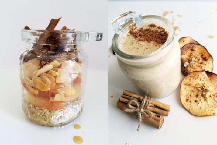 Oats Smoothie For Weight Loss (Filling, Creamy, Vegan)