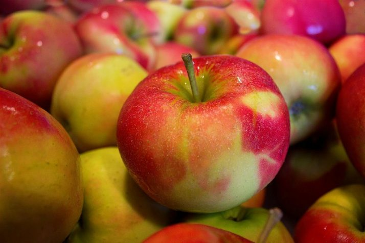 21 Lowest Calorie Fruits For Weight Loss List; apples