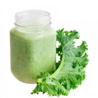 Green Kefir Smoothie